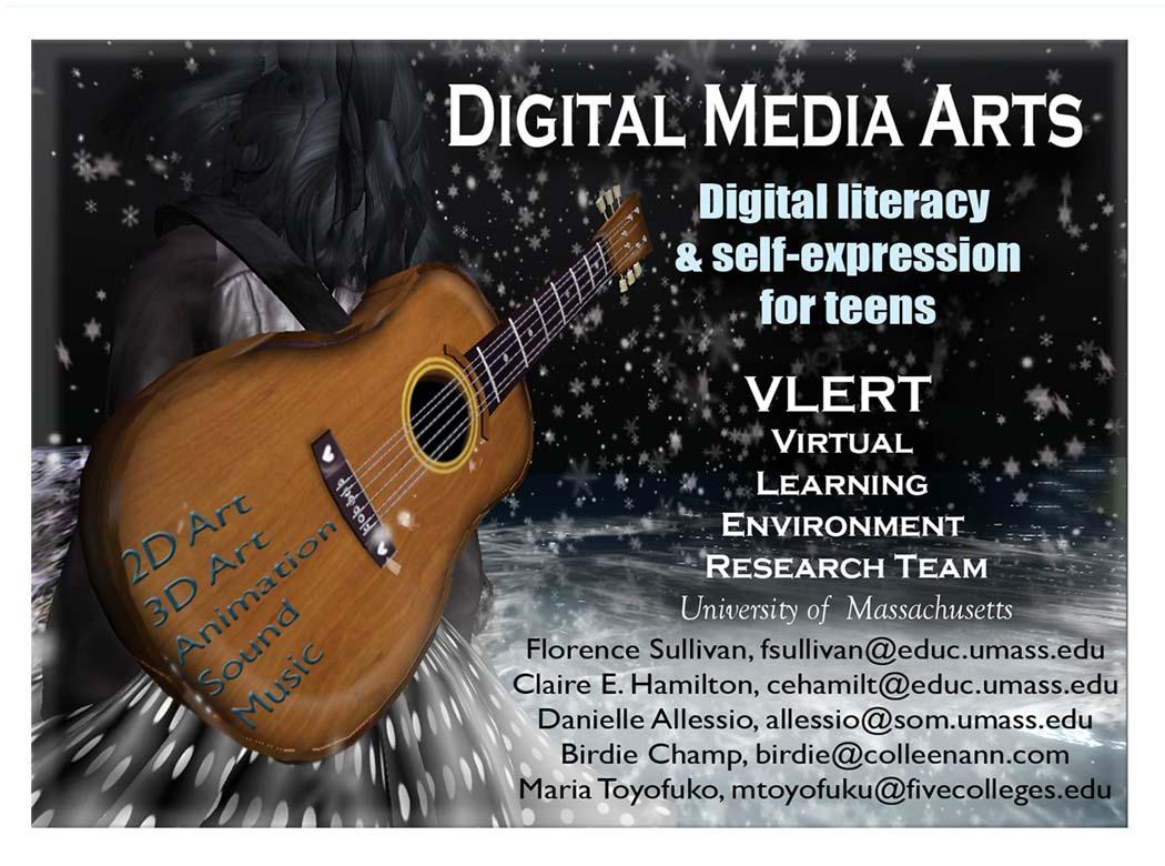 Digital Media Arts, VLERT