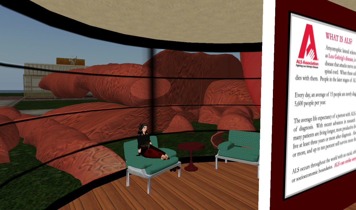 ALS in Second Life