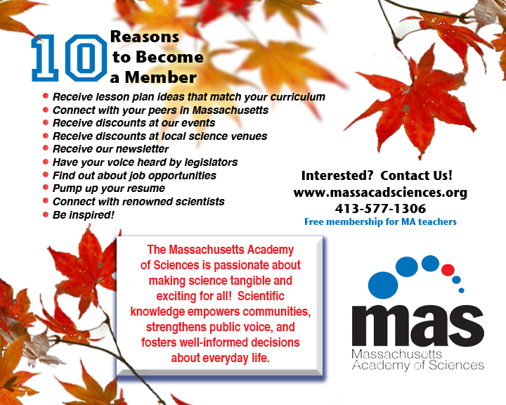 MAS fall membership drive