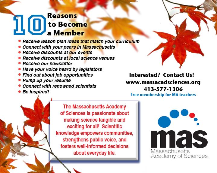 MAS fall membership drive