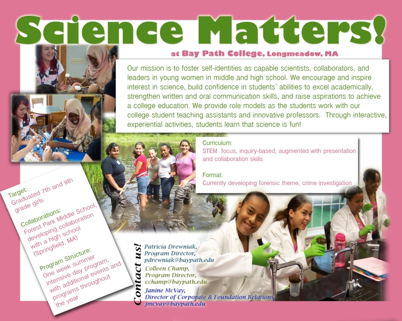 Science Matters ! Promo
